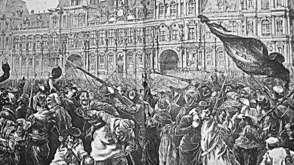 Парижката комуна: план за западния културен колапс