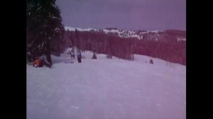 На Ски в движение на Витоша
