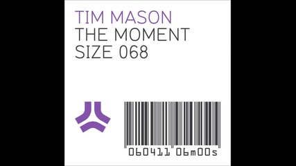 Tim Mason - The moment (original mix)