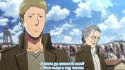 Shingeki no Kyojin Епизод 3 [bg subs][hd]