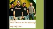 12 Stones - Hey Love