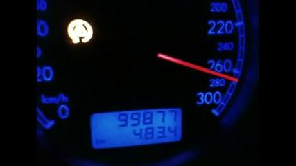 Golf Iv R32 0-270km h