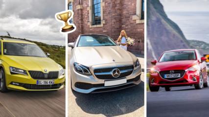 Избирате нова кола? Ето кои са най-сигурните автомобили за 2019 г.!