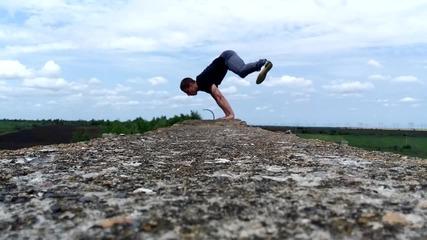 Бъди звяр ! (Street Workout Motivation)