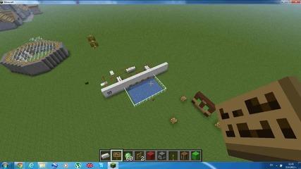 Minecraft|моят свят