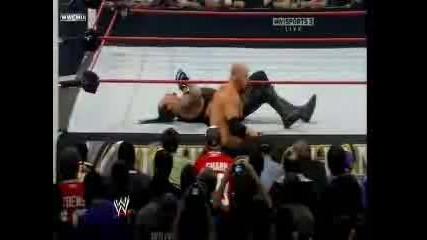 Night Of Champions 2010 - Undertaker vs Kane ( World Heavyweight Championship)