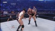 Cm Punk vs The Big Show 6/11/10
