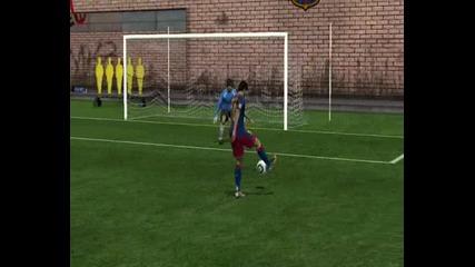 fifa11 tricks and goals [part 2]