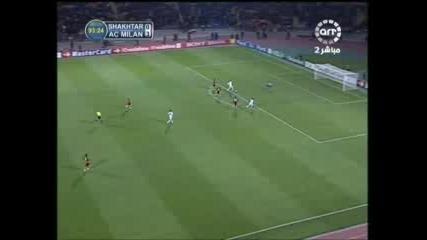 Шахтьор - Милан