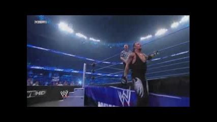 Rey Mysterio vs. The Undertaker