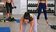 Autumn Calabrese - Day 60 Total Body Core Phase 3. 80 Day Obsession
