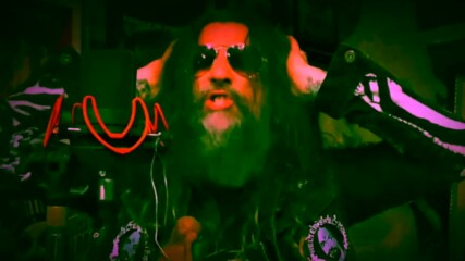 Rob Zombie - The Eternal Struggles of The Howling Man // Official Music Video
