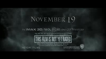 Harry Potter And The Deathly Hallows Trailer Part 1