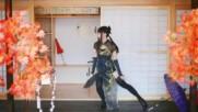 Ето как момиче превръща народен танц в модерен шъфъл !