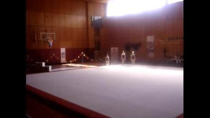 Спортна Акробатика - Тройка - Темпо