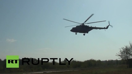Russia: 'Anti-terror' drills take place in Krasnodar Krai