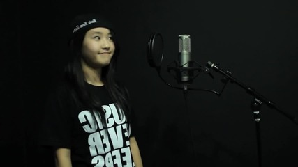 Never Say Never (justin Bieber ft. Jaden Smith) Cover - Jason Chen ft. Megan Lee