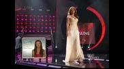 Competencia de Trajes de Noche Miss Universo 2010 Telemundo