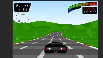 Най- готината игра с коли 2