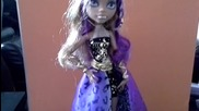 Кукла Monster High - Clawdeen Wolf - 13 wishes