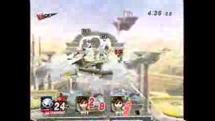 Super Smash Bros Brawl Gameplay