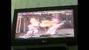 Tekken 5 battle
