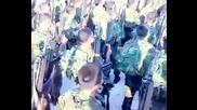 Турските Командоси се заклеват да служат на родината си !