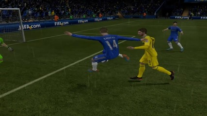 Як гол на моят герой Fifa 13