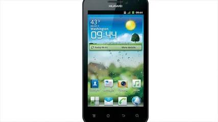 Видео Ревю Huawei u8860 Honor