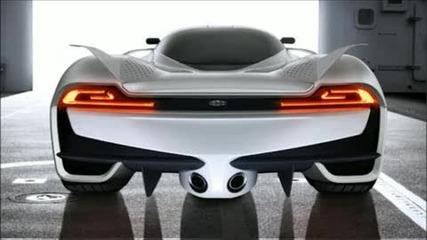 Worlds Fastest Car 2011! 439km_h!!