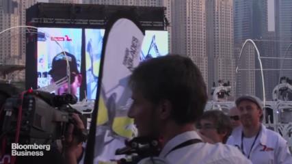 Световното по Drone Racing в Дубай с награден фонд 1 милион долара.