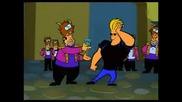 Johnny Bravo - Johnny Der Ordensbruder
