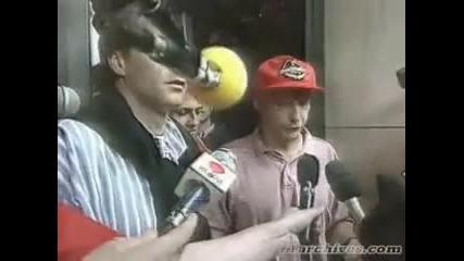 Случката която постави в траур цяла Бразилия през 1994-та