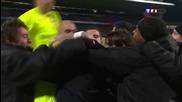 Един от невероятните голове на Жуниньо от пряк свободен удар