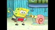 Soulja Boy - Crank Dat Пародия На Spongebob