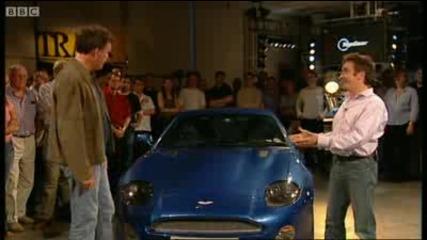 Aston Martin Db7gt vs Jaguar Xkrr - Top Gear