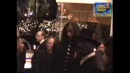 Tupac,  Snoop and Death Row - На наградите Грами (rare)