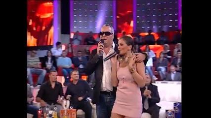 Dejan Matic i Milica Pavlovic - Cili - Narod Pita - (TV Pink 2012)