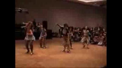 Ascension Hip Hop Dance Team 03 - 04
