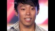 Всички се разплакаха от това изпълнение - Облаче ле бяло в X Factor България - 11.09.11