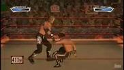 Wwe Smackdown vs. Raw 2009 Xbox 360 Gameplay - Inferno macth
