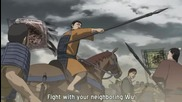 [ Bg Sub ] Kingdom сезон 2 епизод 28