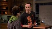 The Big Bang Theory - Season 1, Episode 4 | Теория за големия взрив - Сезон 1, Епизод 4