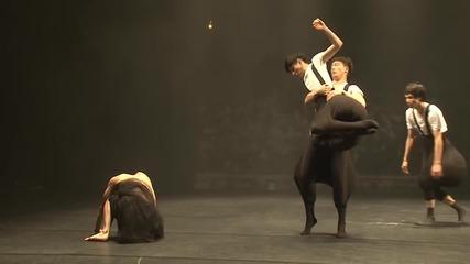 ONE DANCE WEEK 2014. Спектакъл на Джи Хий Лий - СЛЯП