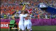 Евро 2012 Холандия 0-1 Дания - Michael Krohn - Dehli Goal
