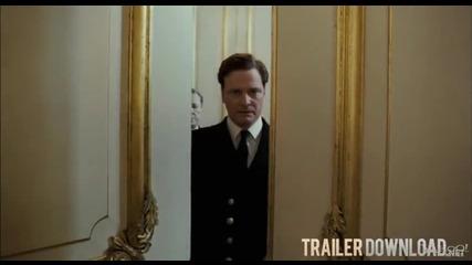 The Kings Spreech Movie Trailer [high Quality]