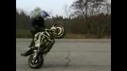 Тако и Борката - Stunt