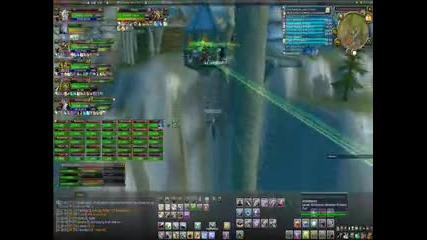 Elemental Shaman wipes 40 - Man Pvp Raid