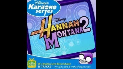 Hannah Montana - True Friend [instrumental]