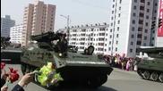 парад на армия - Северна Корея